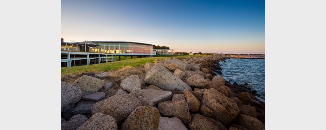 Sylvan Beach Pavilion Restoration