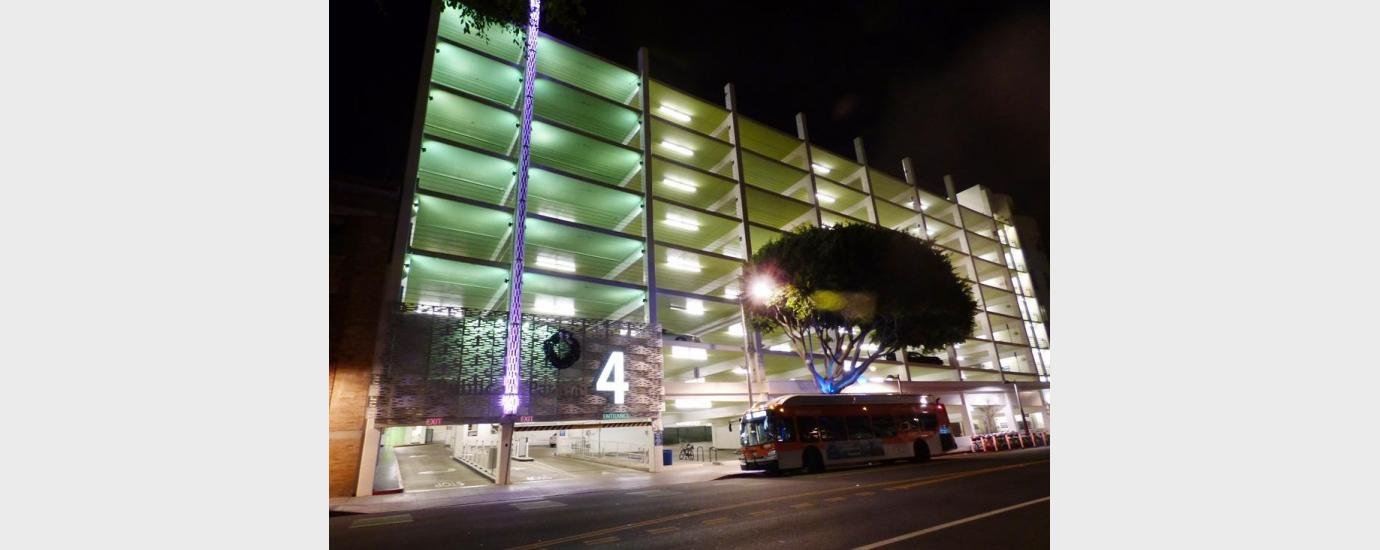 Parking Structure Assessment and Repair Program