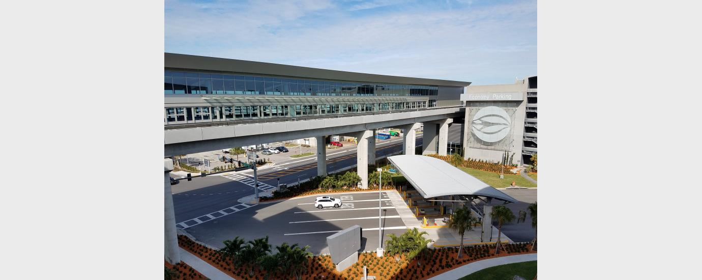 Tampa International Airport ConRAC Facility and APM System