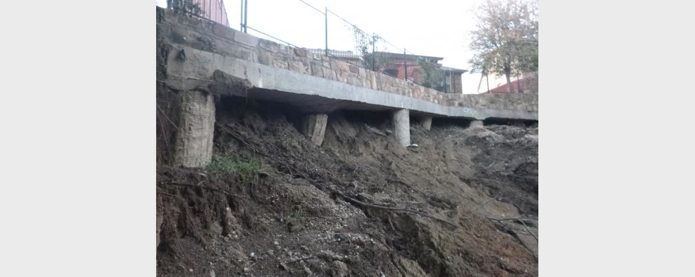 Lake Forest Erosion Control