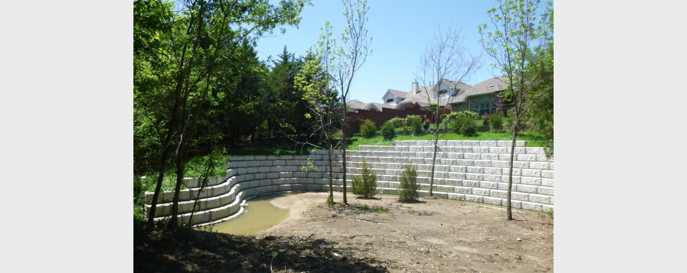 Lake Forest Erosion Control