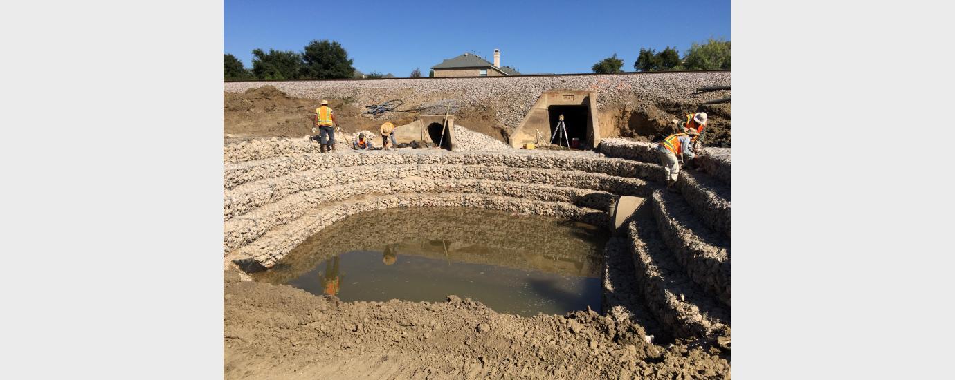 Plano BNSF Drainage Improvements