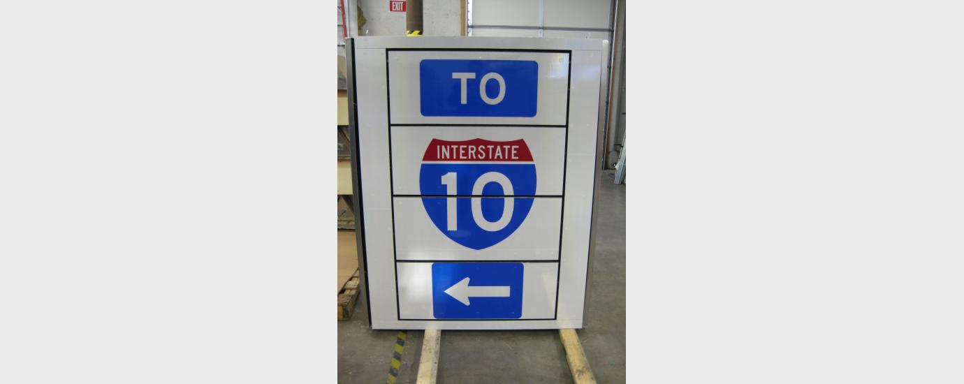 El Paso Automated Freeway Diversion Routing