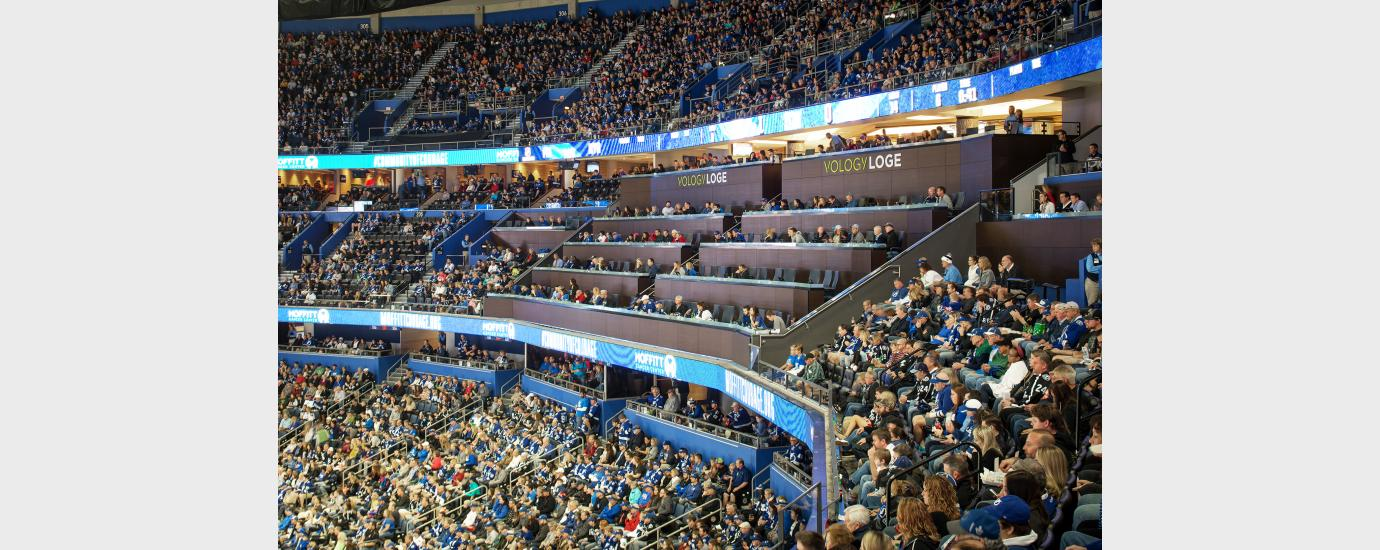 Tampa Bay Lightning Amalie Arena Renovation