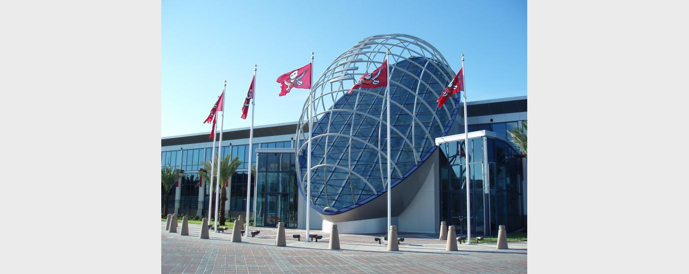 Tampa Bay Buccaneers Headquarters and Training Facility ...