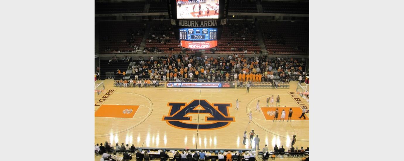 Auburn University Arena Walter P Moore