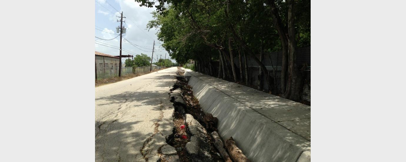 City of Houston Storm Water Pre-Engineering Services