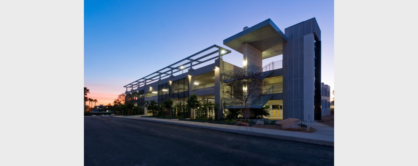 North City Campus Garage