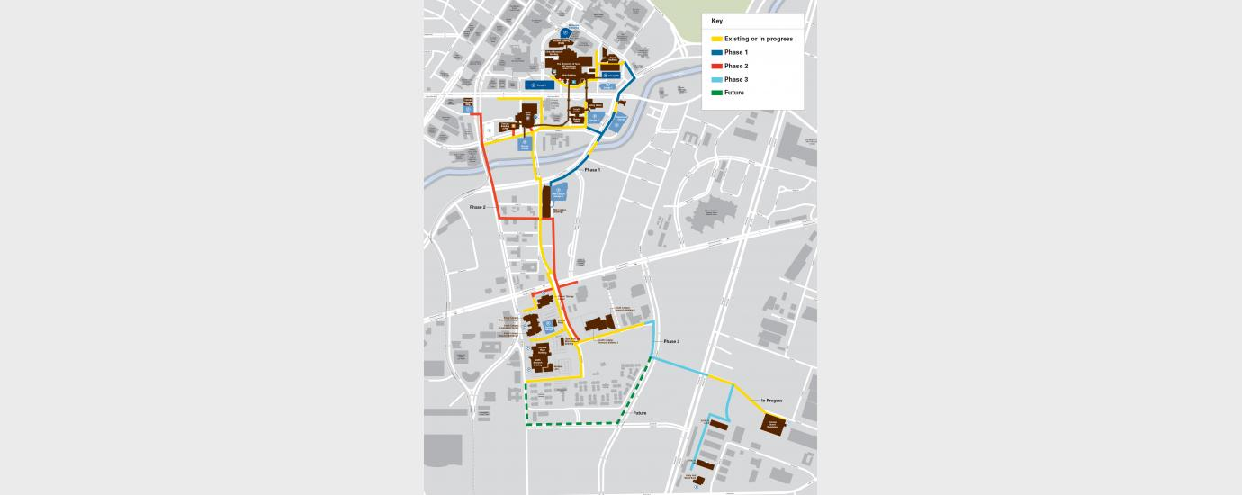 MDACC Fiber Optic Master Plan