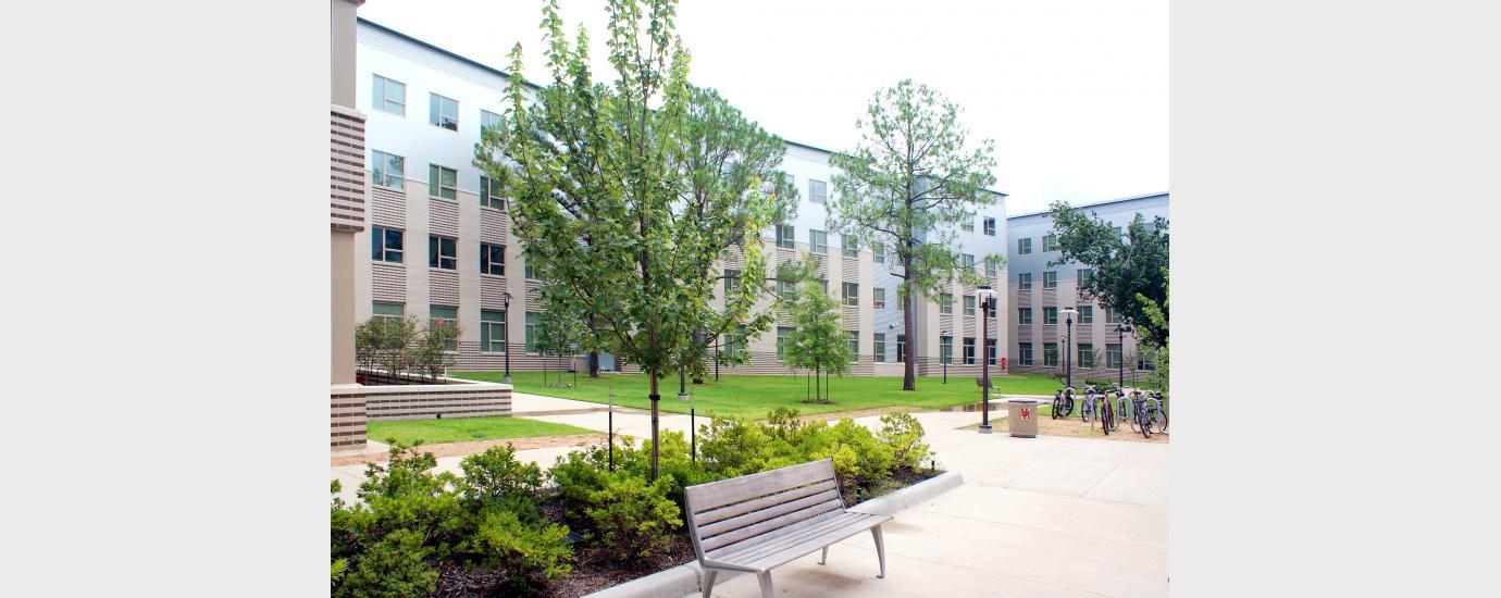 University of Houston Cougar Place Residences