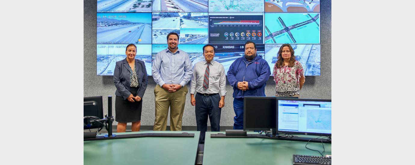 El Paso TMC Relocation