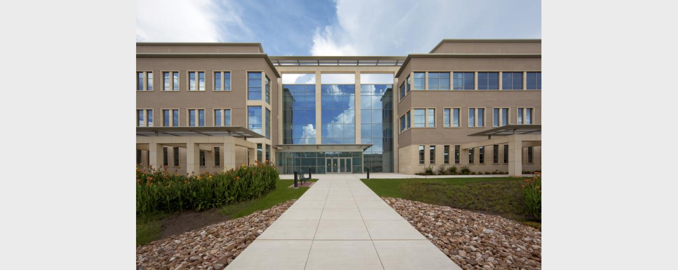 Interdisciplinary Life Sciences Building