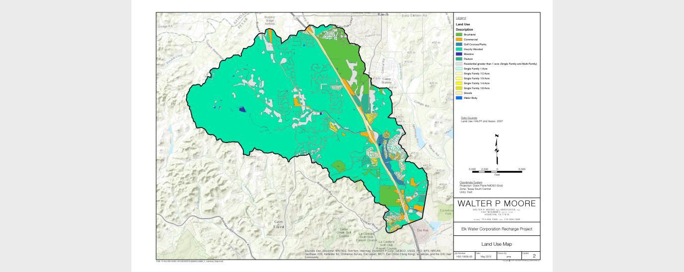 Elk Water Recharge Project