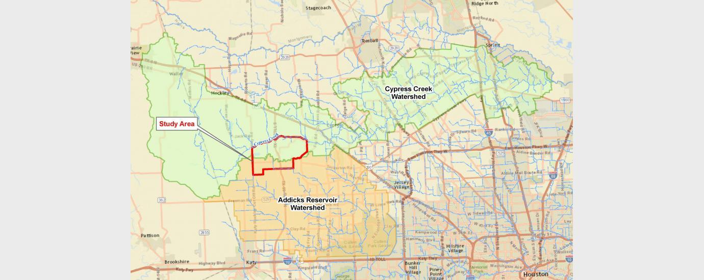 Cypress Creek Overflow Investigation