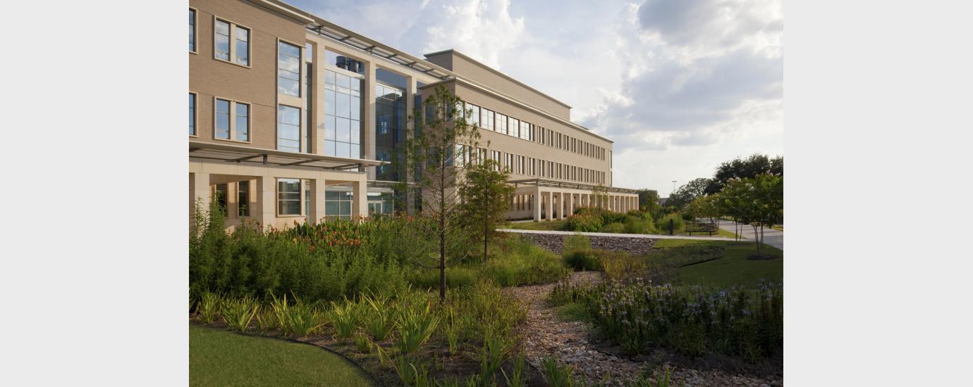 Interdisciplinary Life Sciences Building