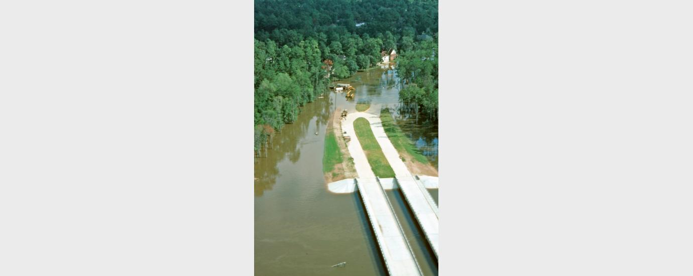 Cypress Creek Floodplain Revision