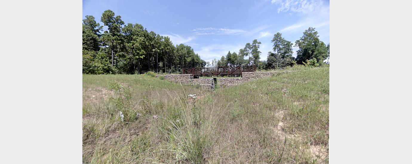 Springwoods Village Drainage Plan Corridor 3
