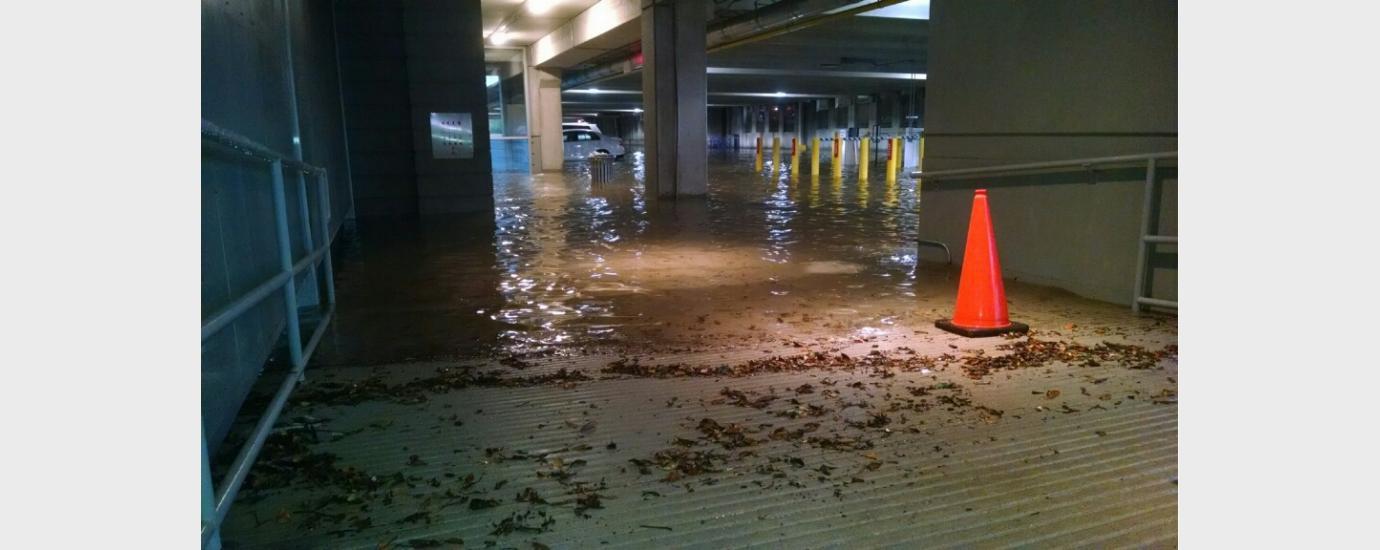 3000 Post Oak Flood Protection Plan