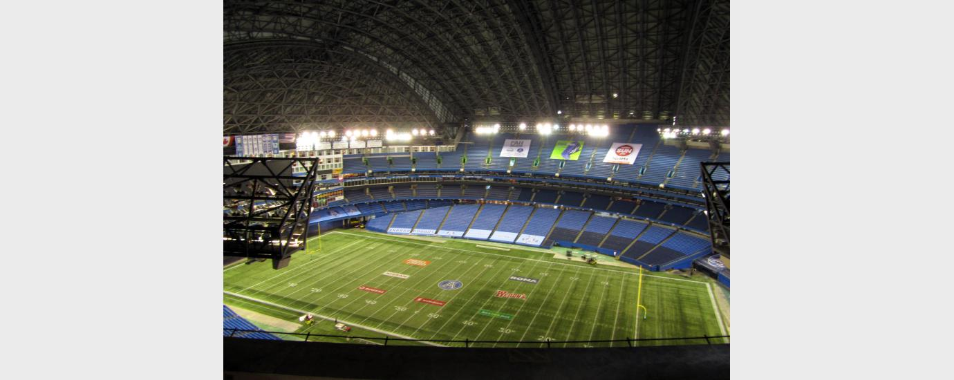 Rogers Centre Roof Study