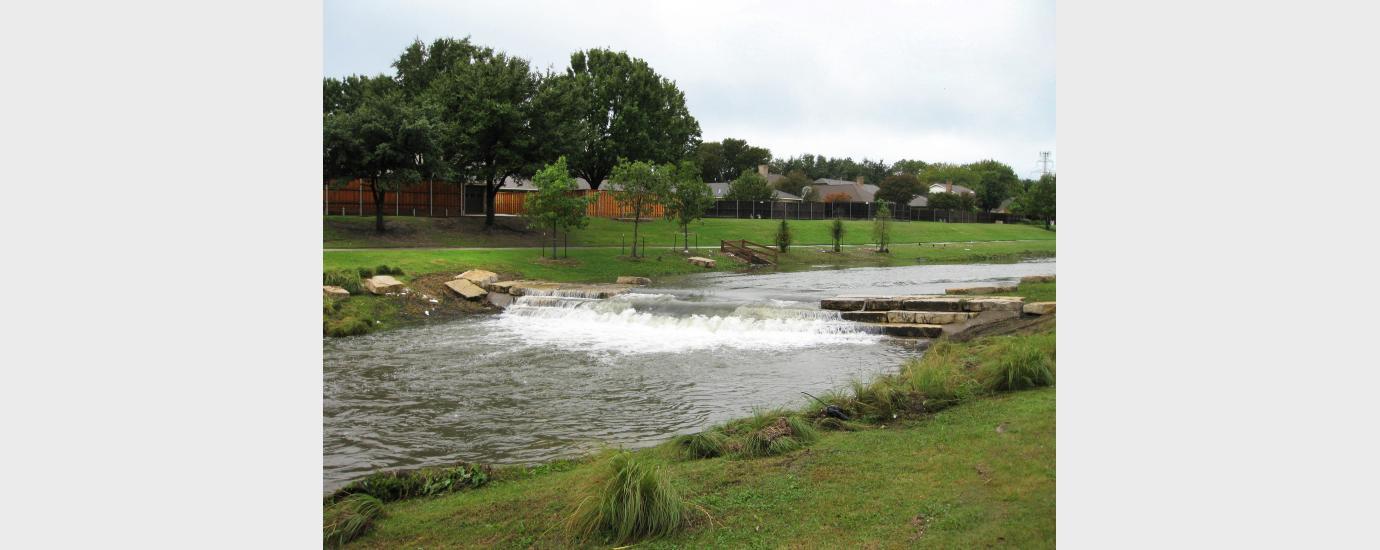 Duck Creek Erosion Control Phase III
