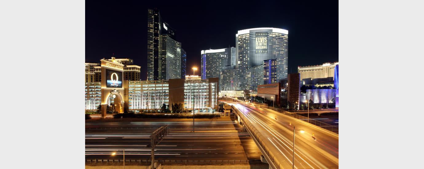 City Center Las Vegas Parking Garage