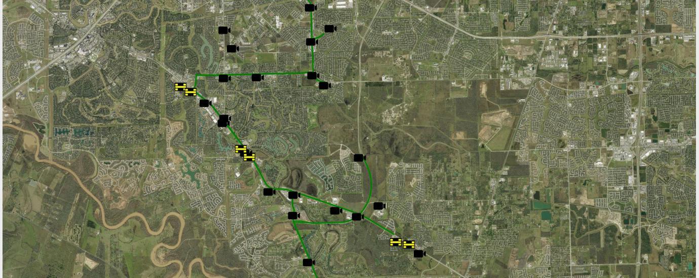 Missouri City Bluetooth Sensor Integration