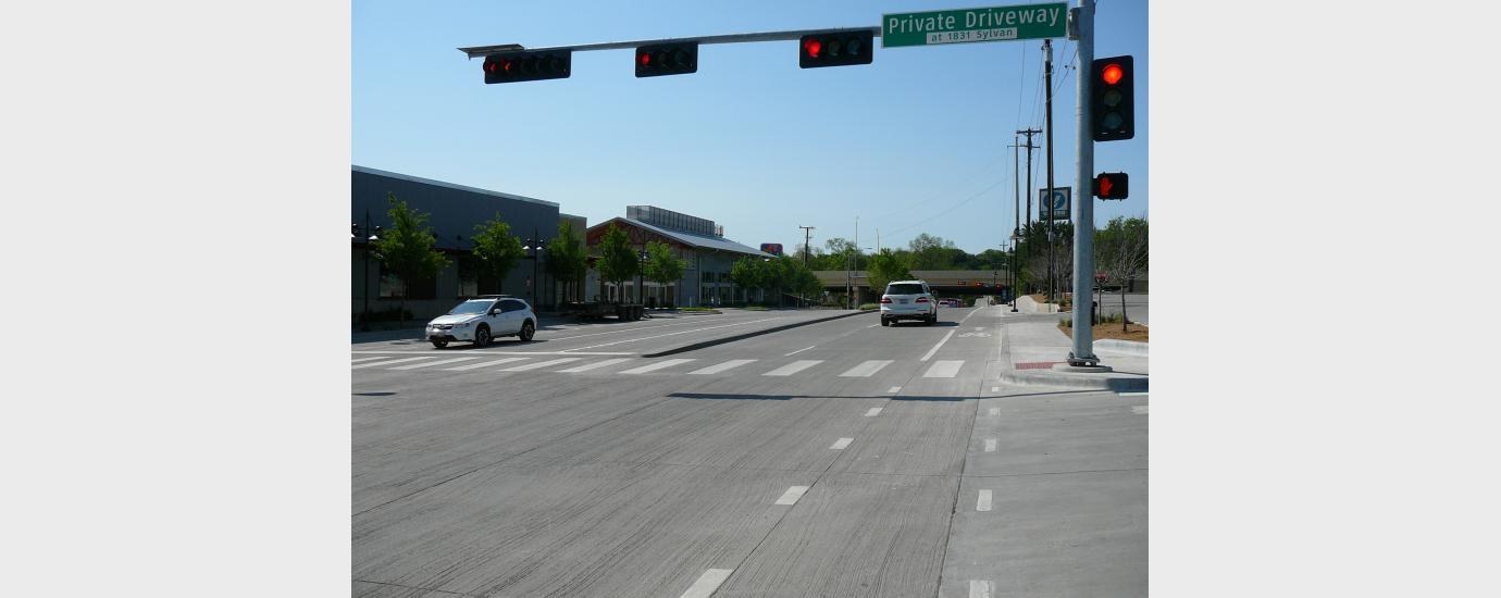 Sylvan Avenue Improvements