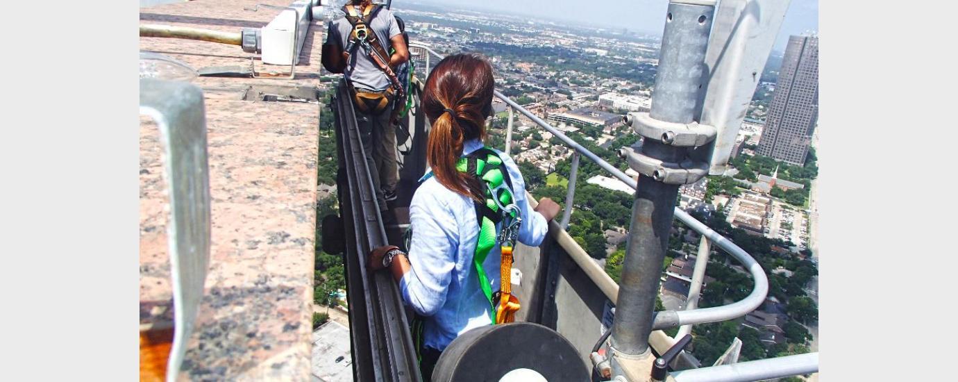 Marathon Oil Tower Façade Condition Assessment
