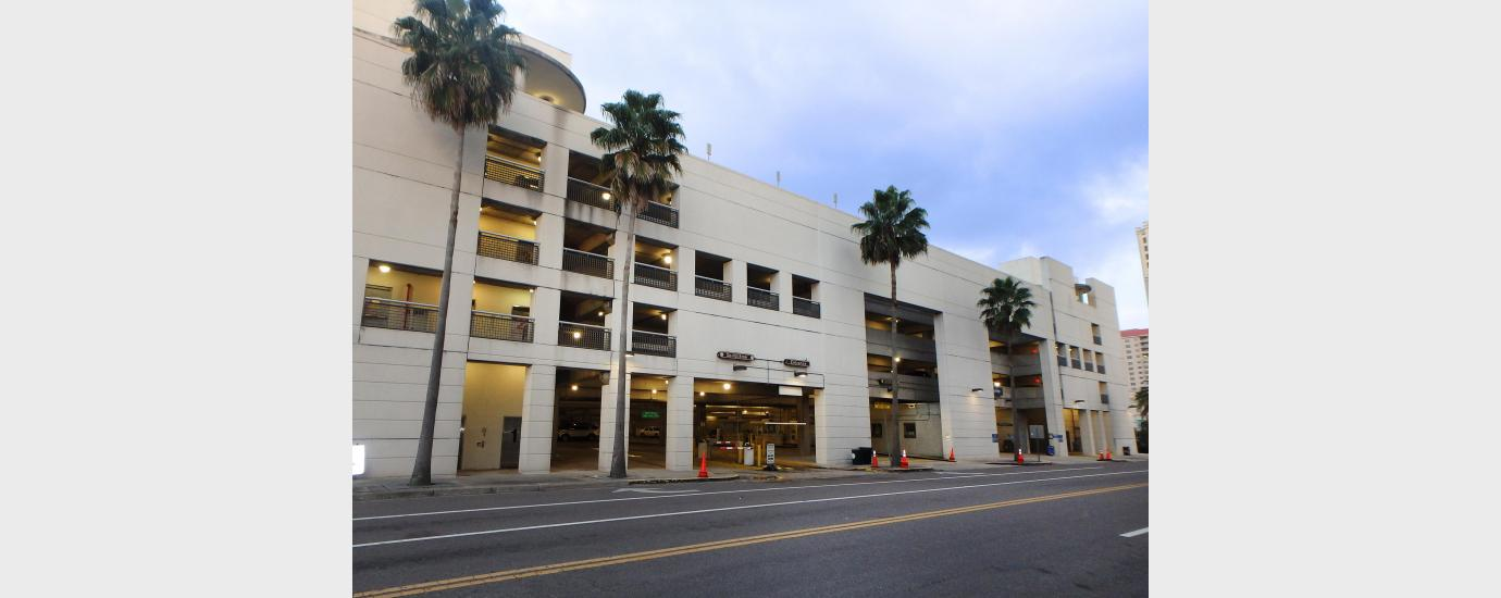 City of Tampa Garage Assessment Program