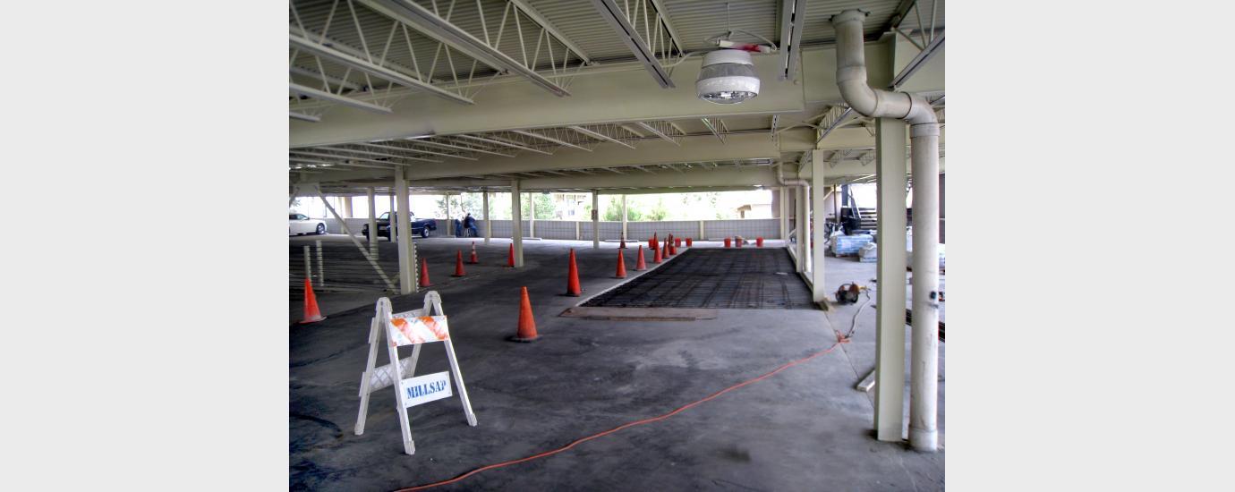 Parking Garage Assessment and Repair
