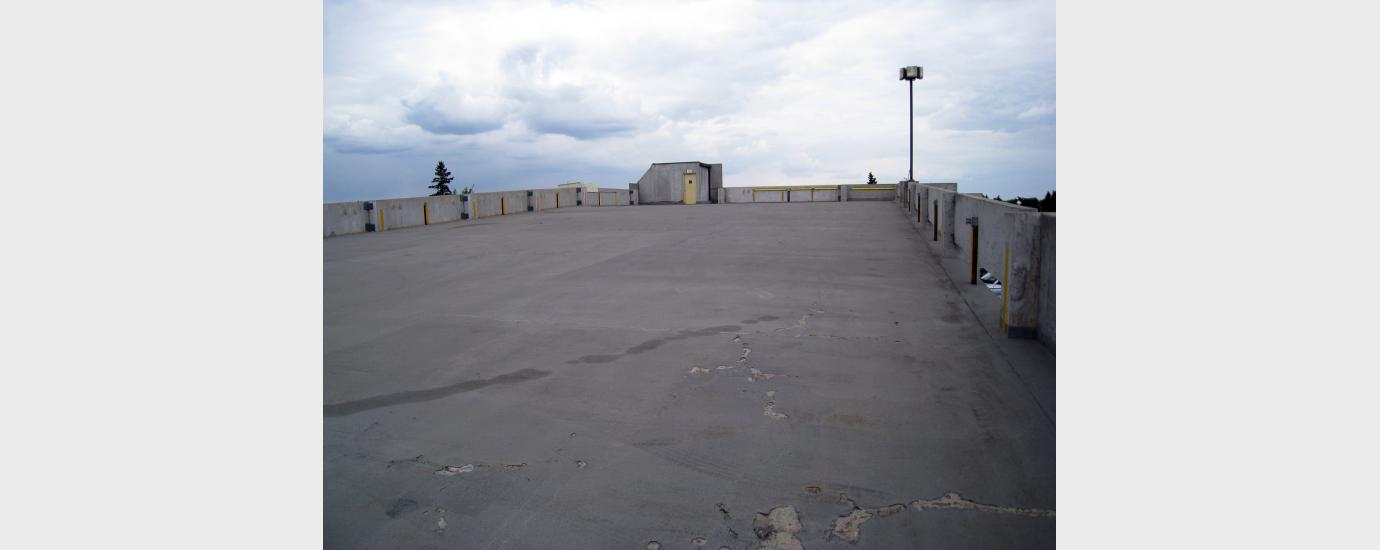 Hospital Parkade Condition Assessment and Repair