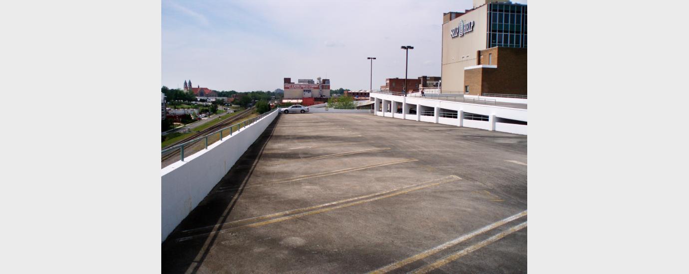 Corcoran Parking Garage Repair
