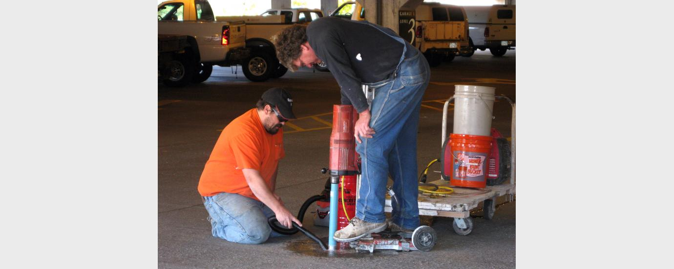 Campus Garage Assessment and Repair Program