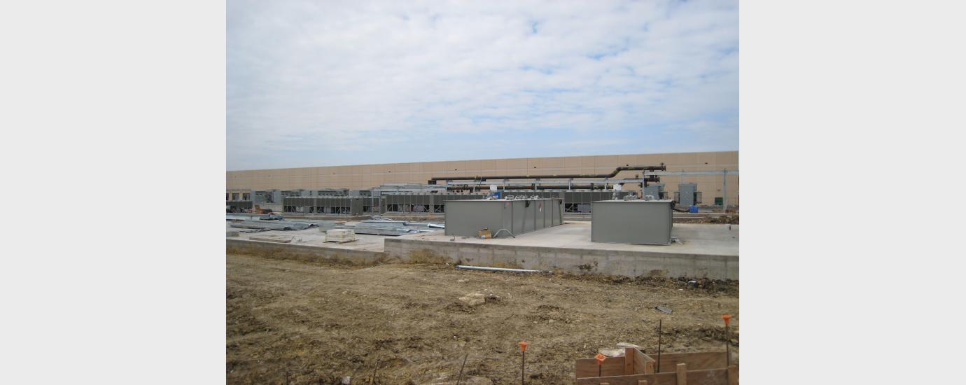 Hewlett-Packard Data Center