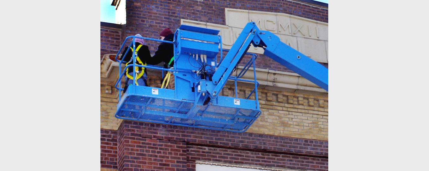 Masonry Repair of Historic Buildings