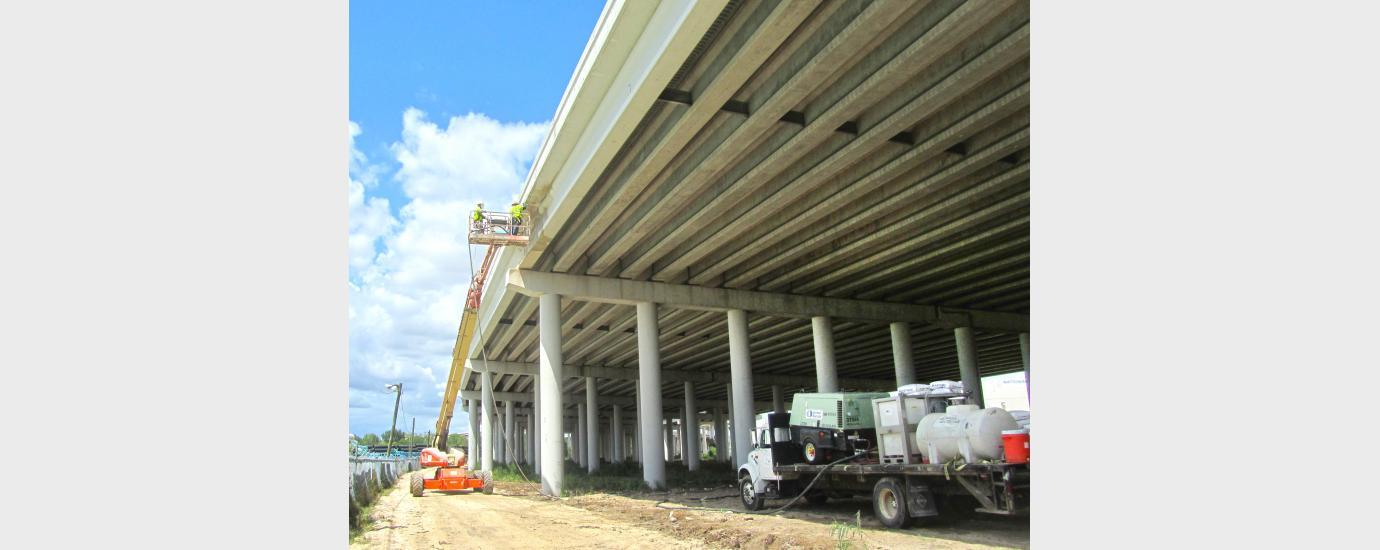 Tollway Bridge Repair