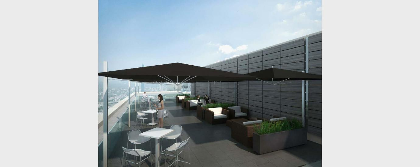 1500 K Street NW Rooftop Terrace Replacement