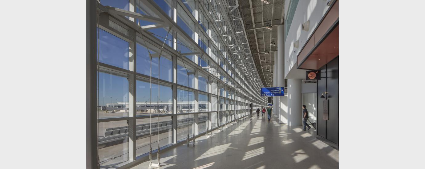 New Orleans Louis Armstrong International Airport Expansion