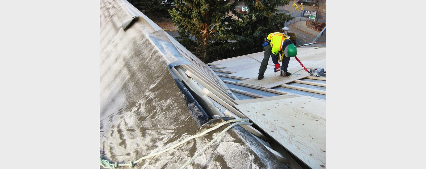 Parkridge Centre Building Envelope Repair