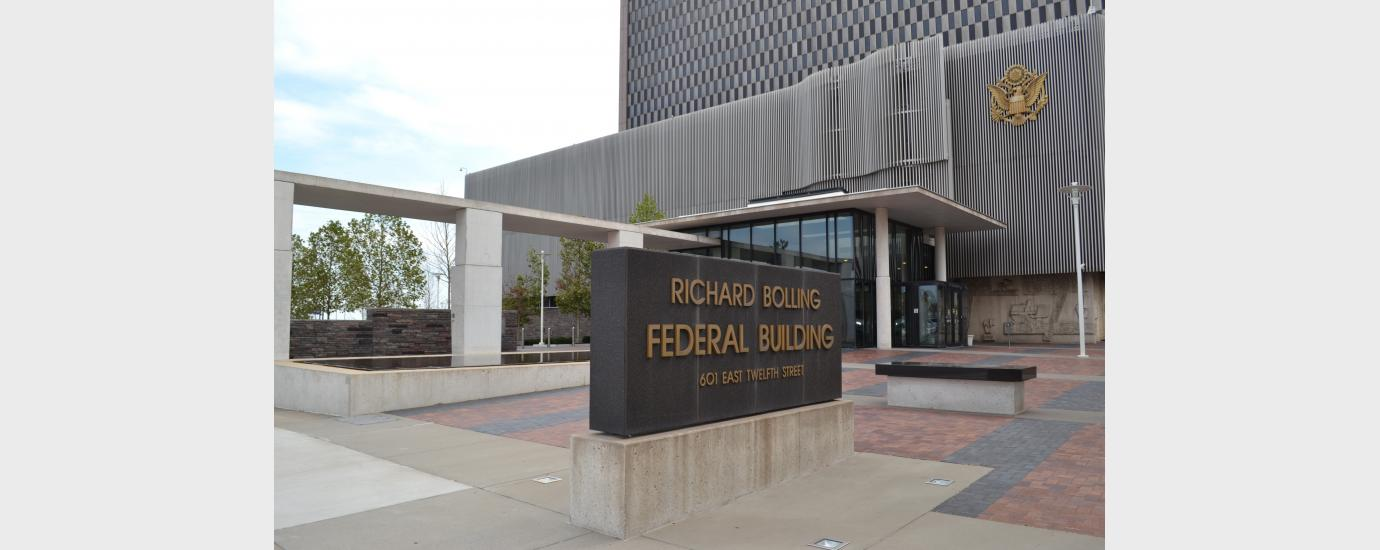 Richard Bolling Federal Building Site Improvements