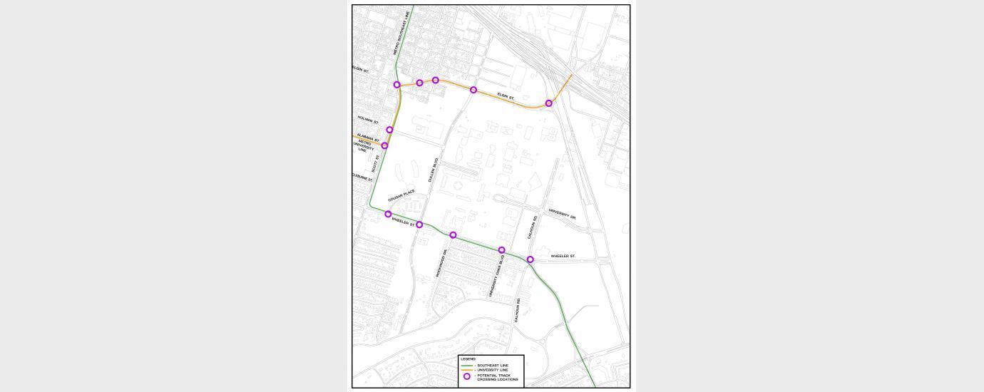 University of Houston Transportation Management Plan