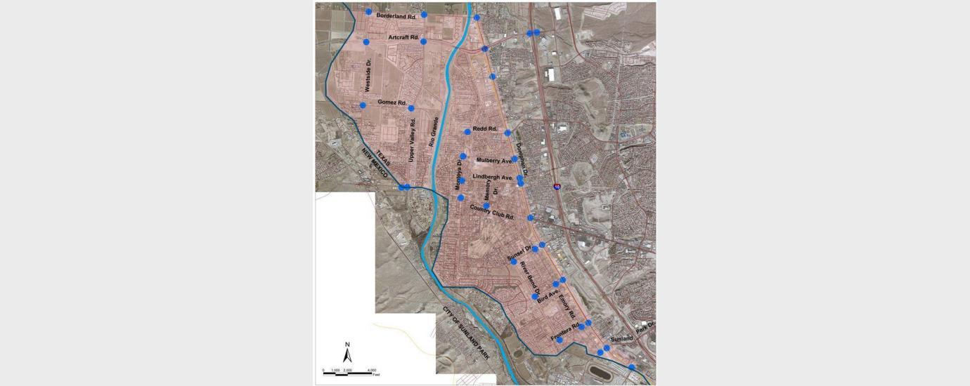 Upper Valley Traffic Study