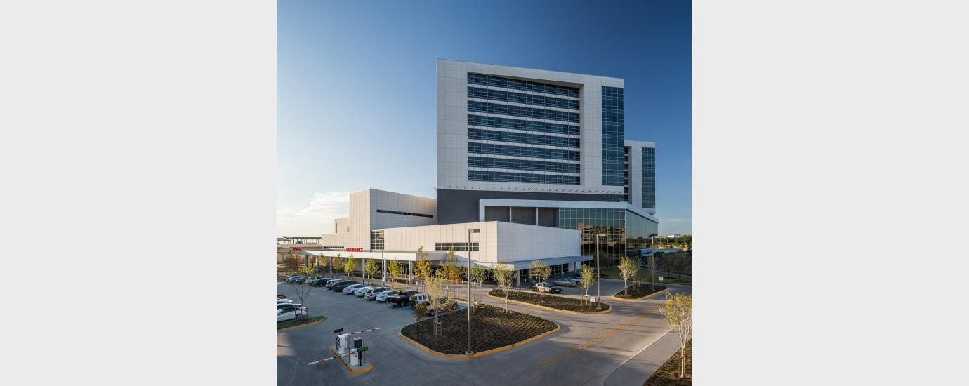 UTSW William P  Clements, Jr  University Hospital | Walter P