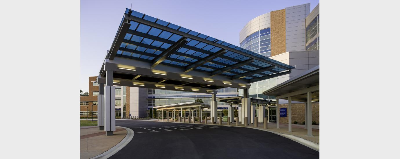 Charlotte VA Health Care Center | Walter P Moore