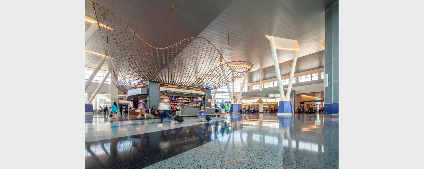 George Bush Intercontinental Airport Terminal C North