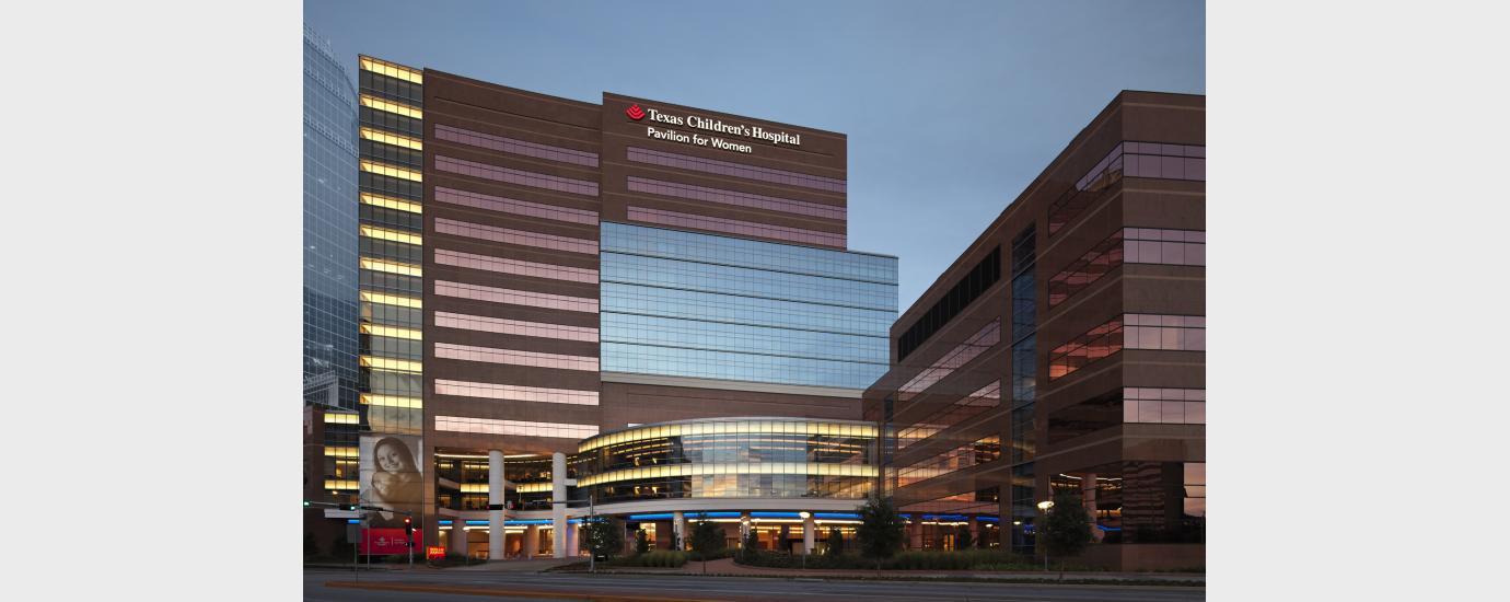 Texas Children's Hospital Pavilion for Women