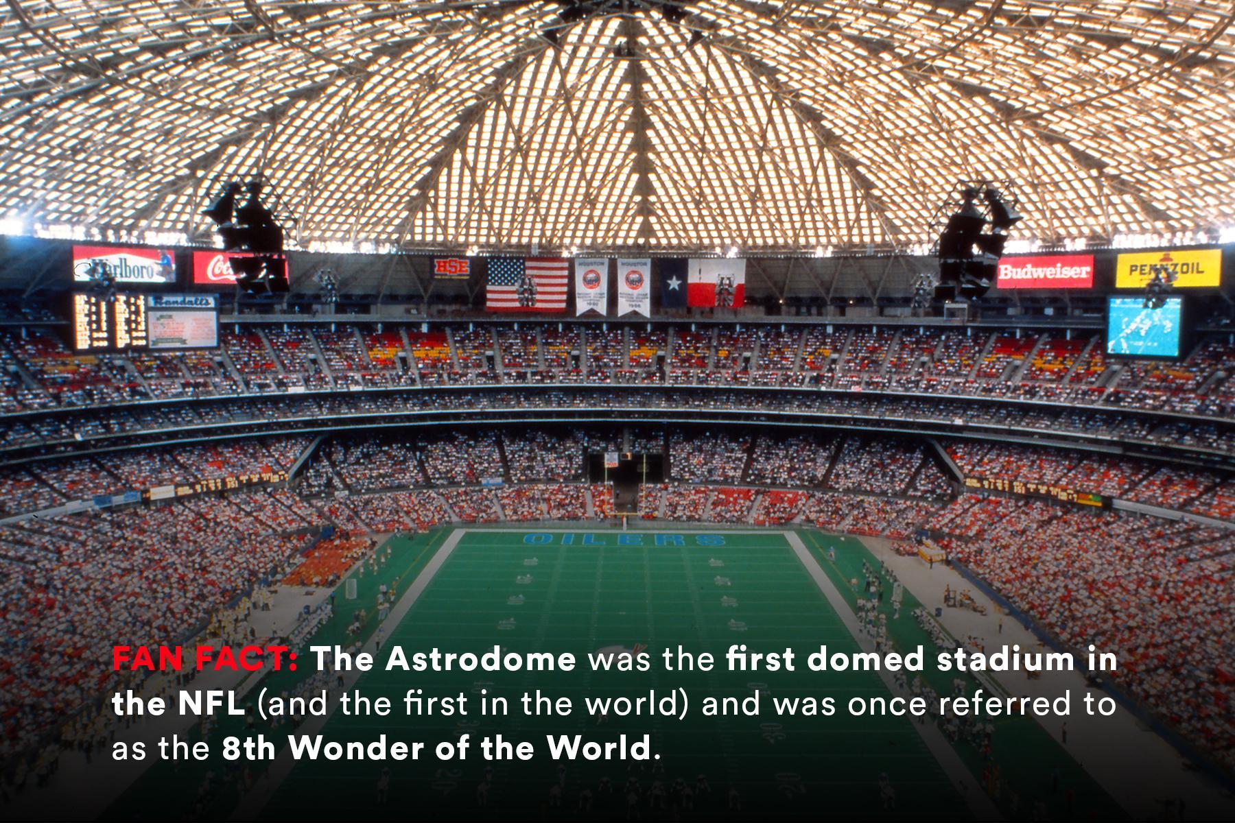 Walter P Moore Astrodome