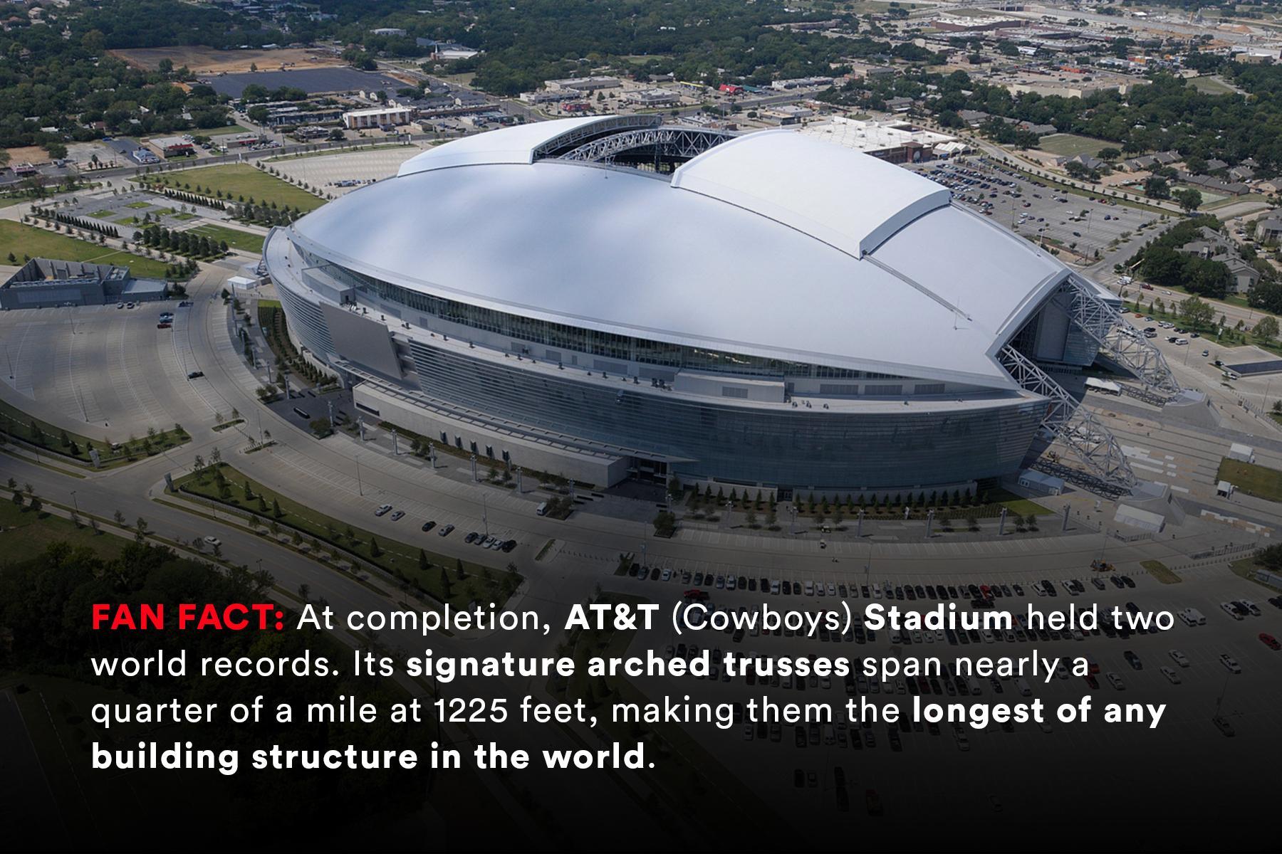Walter P Moore AT&T Stadium