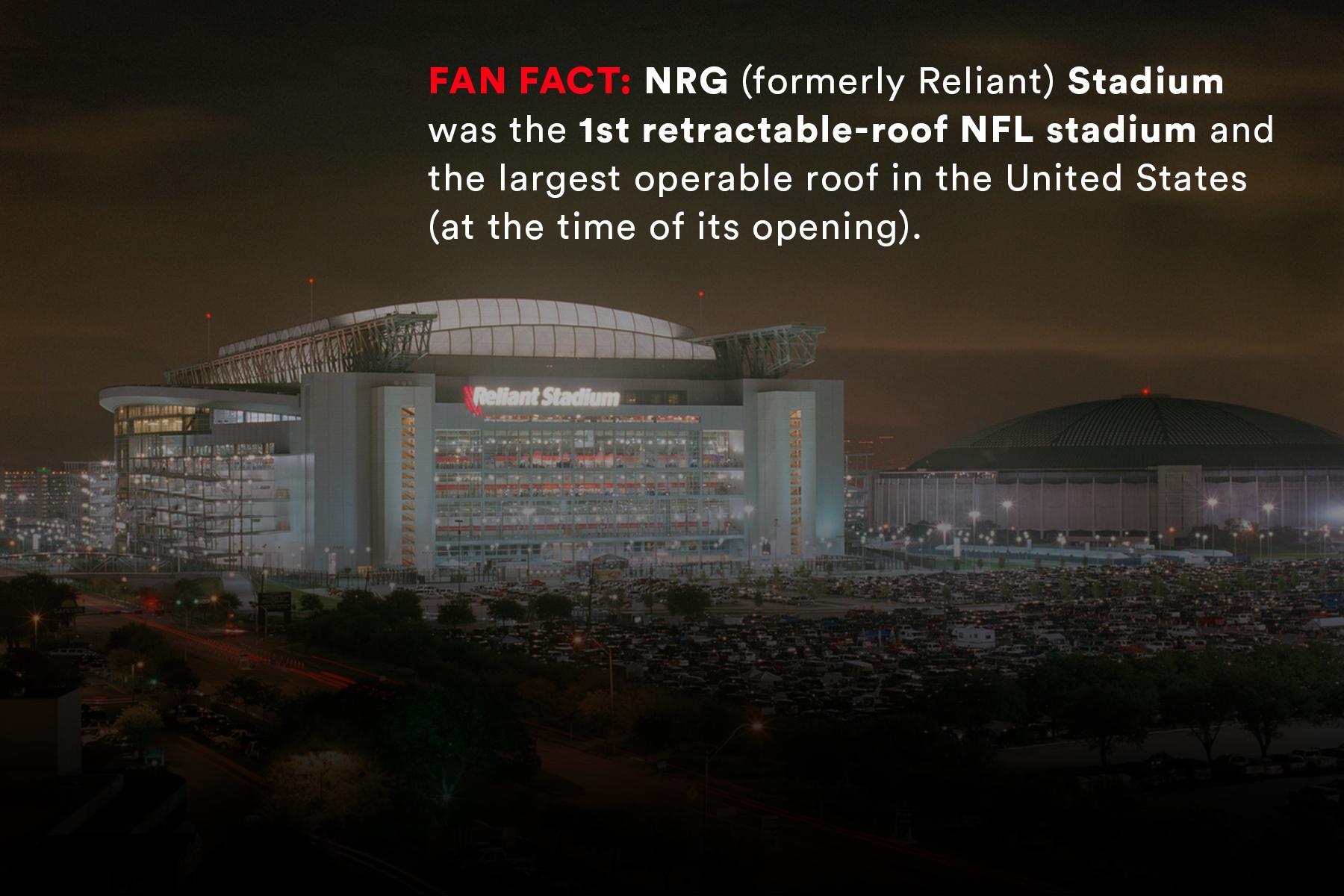 Walter P Moore NRG Stadium