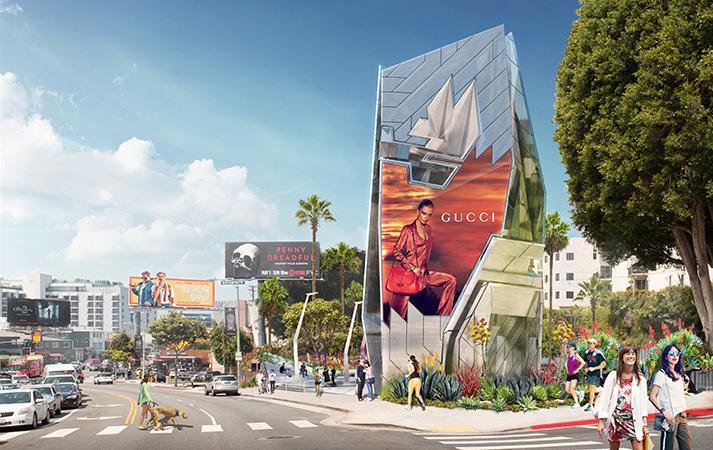 Hollywood Belltower